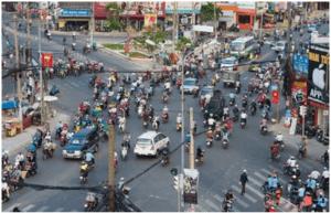 Вьетнамские улочки